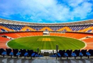 Largest cricket stadium in the world
