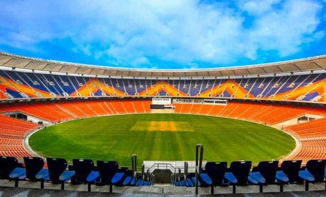 Largest cricket stadium in the world