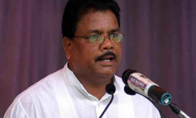 Congress President Bora