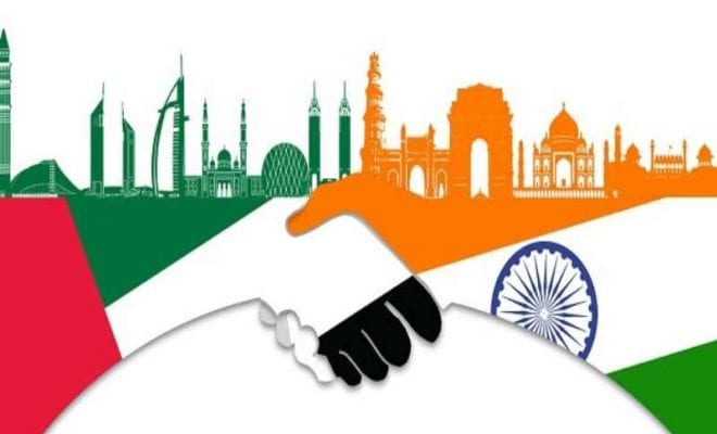 India-UAE Friendship