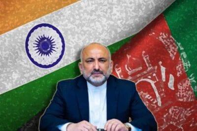 afghan want to keep india in its loop