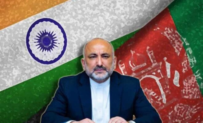 afghan want to keep india in its loop