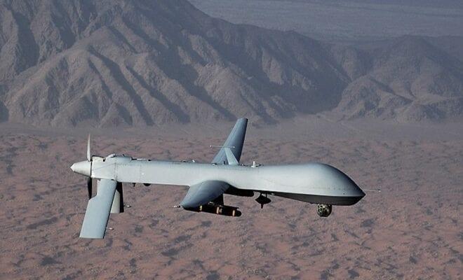 american drone