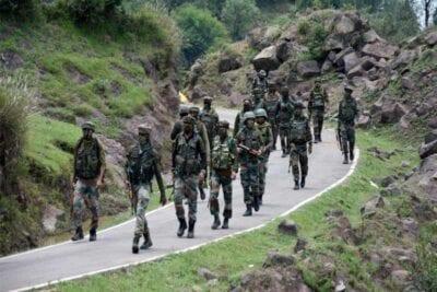 india, pakistan armies