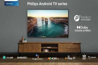 philips android tv series