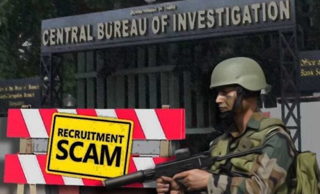 armed forces recruitment scam