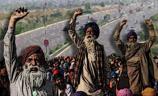 delhi western peripheral expressway to be blocked by farm unions