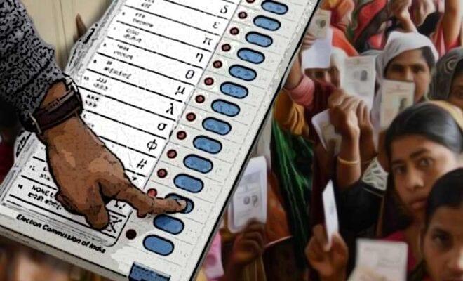 ec declares polling for velachery constituency