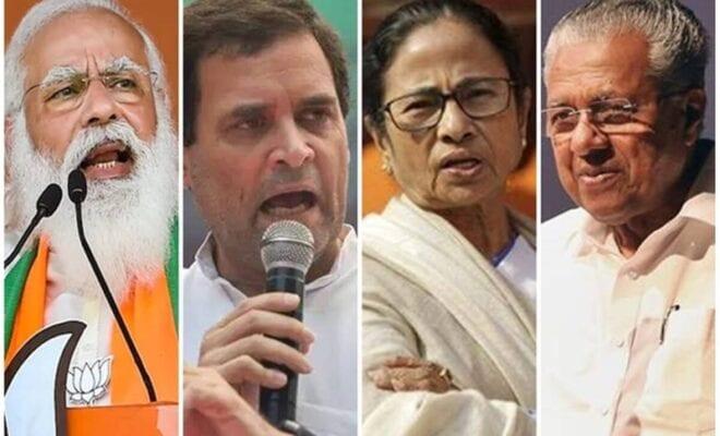 exit polls released