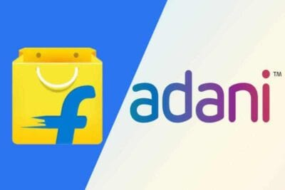 flipkart goes ahead to tie up with adani group