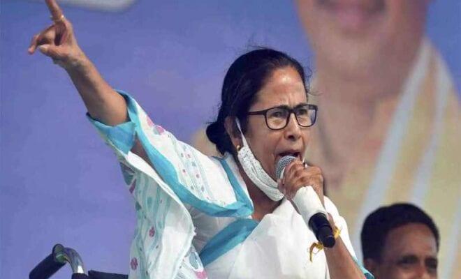 mamata banerjee writes to opposition