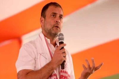 rahul gandhi urges modi government for equal access to a vaccine