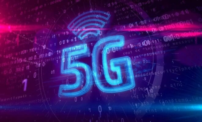 5g rolling out