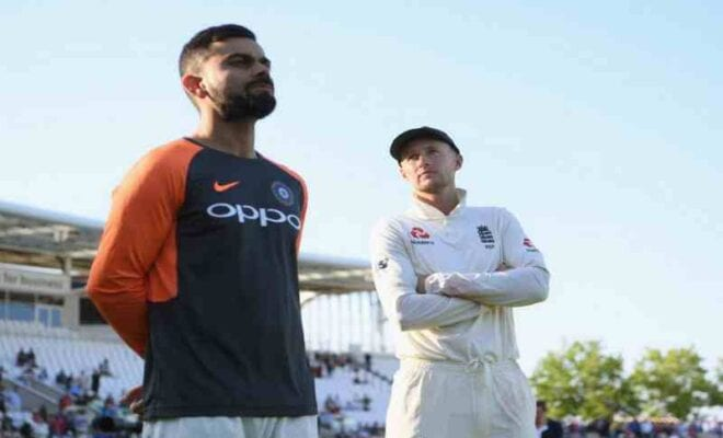 england not changing its test series