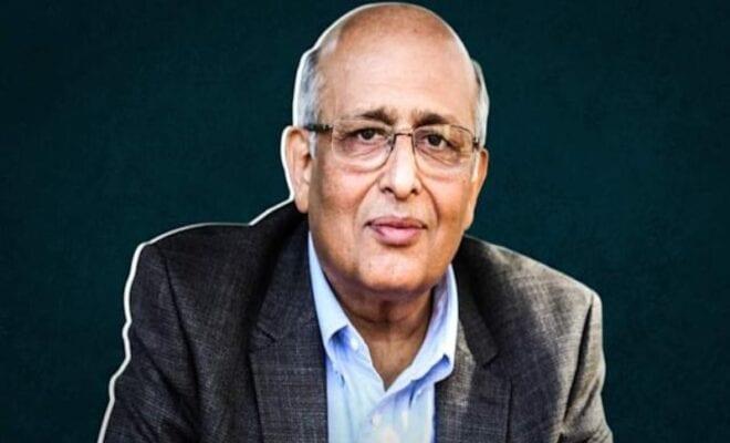 shahid jameel, virologist