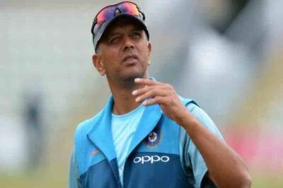 rahul dravid as coach for sri lanka tour