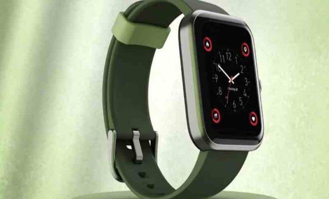 boat's xtend smartwatch