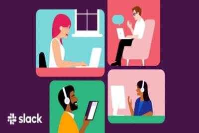 slack's new audio and video tools