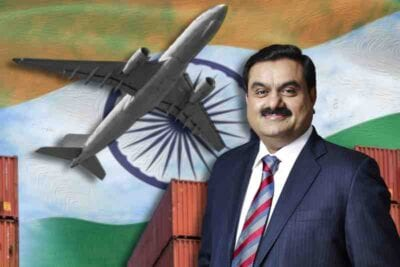 adani groups airport infrastructure company