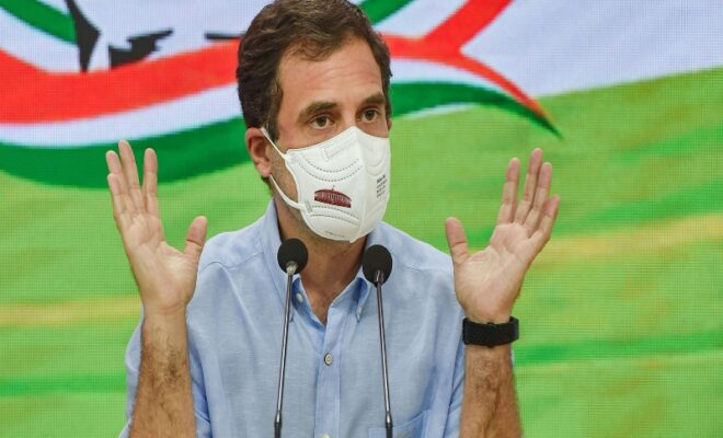 congress criticizes modi govt's national monetisation pipeline
