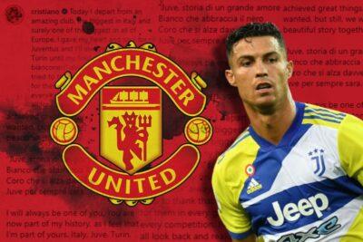 cristiano ronaldo confirms his transfer from juventus (1)