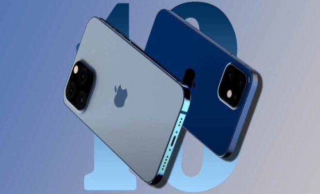 Apple iPhone 13 Pro and Pro Max 1 TB storage