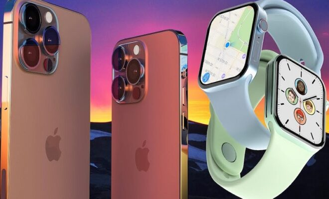 Apple officially unveils iPhone 13 series, iWatch Series 7