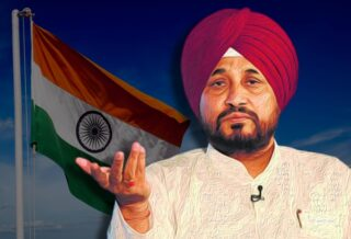 Charanjit Channi Takes Oath as Chief Minister of Punjab Ahead of Assembly Elections