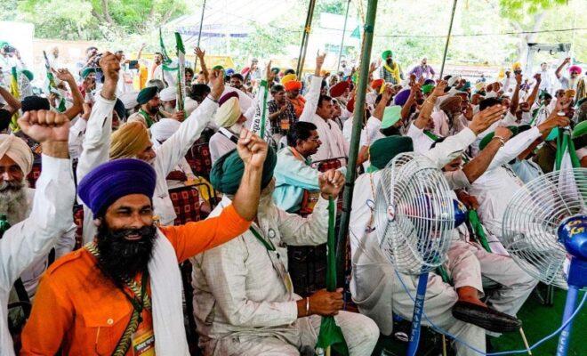 farmer's protest bharat band