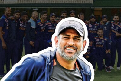 MS Dhoni will be a part of WT20 as the mentor