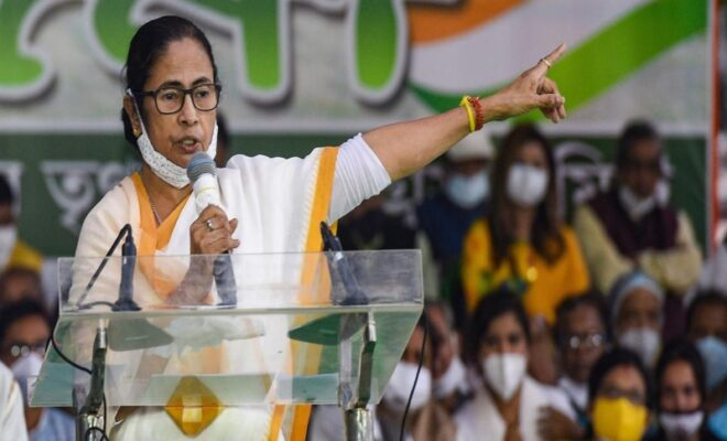 Mamta Banerjee State Assembly Contenders Take A Dig At Her