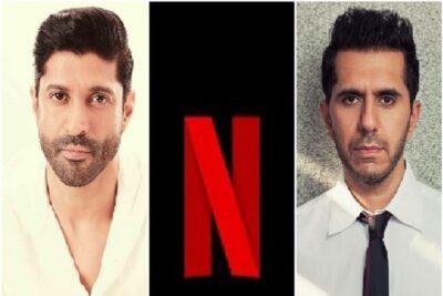 netflix, farhan akhtar's excel entertainment