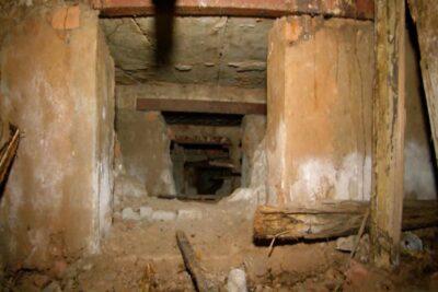 secret tunnel discovered inside delhi assembly