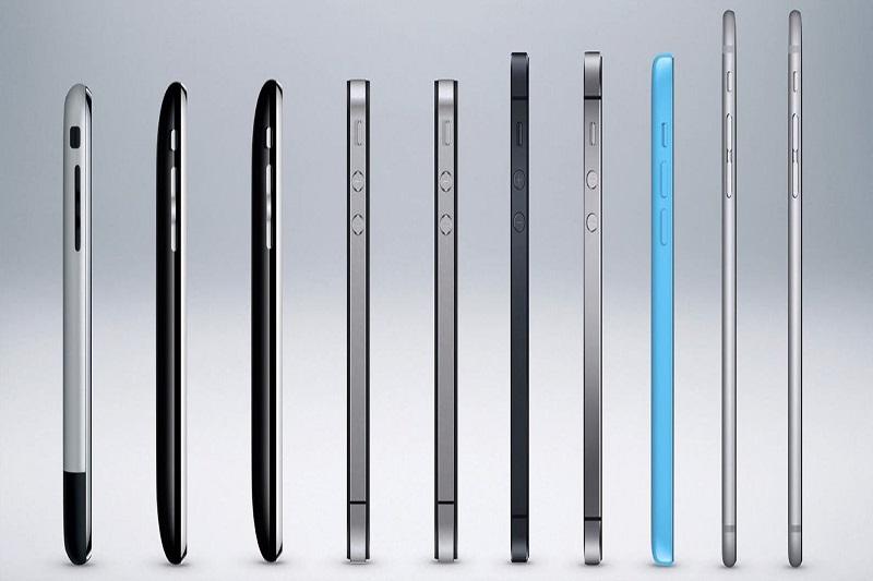 14 वर्षों में Apple iPhone के विकास की समयरेखा
