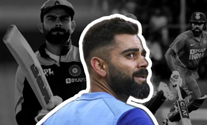 Virat Kohli steps down as the T20 skipper