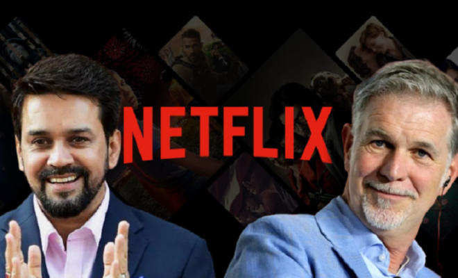 indian message of clean content to netflix founder reed hastings well received through ib minister anurag thakur (2)