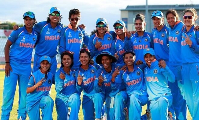 indian women to play with pink ball for the first time