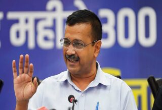 kejriwal hands out employment carrot in second visit to goa ahead of elections in 2022