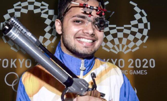 manish narwal tokyo paralympics