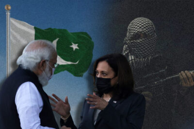 pm modi meets vp harris exchanges views on terrorism pandemic and various global issues (2)