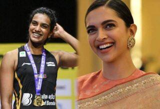 badminton is in her genes pv sindhu asked about deepika padukone