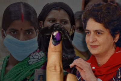 congress announced to give 40 tickets to women in up in upcoming assembly elections