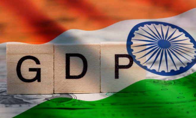 estimated gdp growth of india for 2021 2022 to be at 8 3