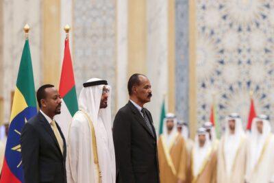 uae ethiopia eritrea diplomacy