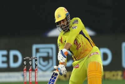 msd gifts signed ball to two young fans as they get emotional after csk enters ipl 2021 finals