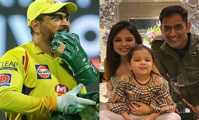 pictures of ziva dhoni praying for csks win against dc goes viral (2)