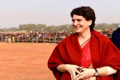 priyanka gandhi illegally confined in uttar pradesh
