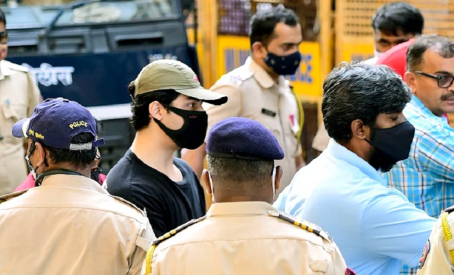 srks son aryan khan arrested along with 7 others in ncb mumbai cruise party raid