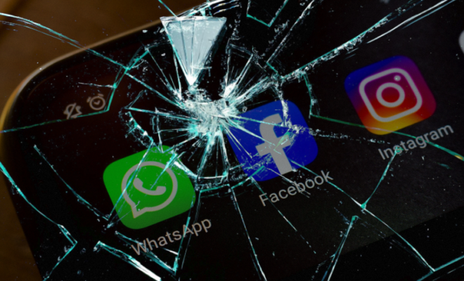 sudden global blackout of facebook whatsapp instagram impacted millions of users
